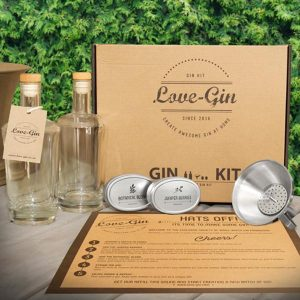 Love Gin – make your own Gin