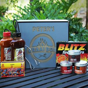 Personalised Braai Box