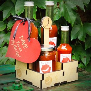 Hot Lips Hamper