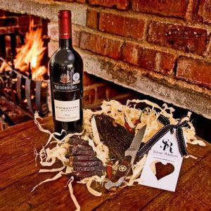 Biltong and Wine Delicious Duo