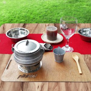 Pikinini potjie set of 6