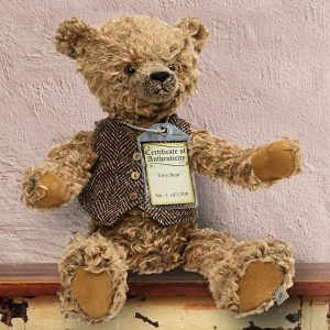 Toby the Collectible Teddy Bear