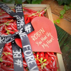 Personalised Chilli