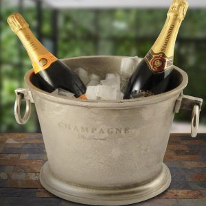 Antique Champagne Cooler