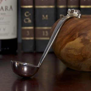 Silver Plated Gravy Spoon