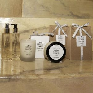 Eleon bath and body bath time ritual essentials