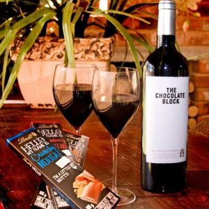 Boekenhoutskloof Chocolate Block Wine and Chocolate Gift Hamper