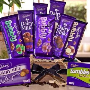 Cadbury Chocolate Chocaholic Gift Hamper