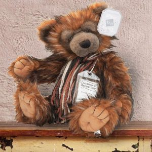 Freddy the Collectible Teddy Bear