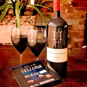 Hermanuspietersfontein Wine and Chocolate Gift Hamper