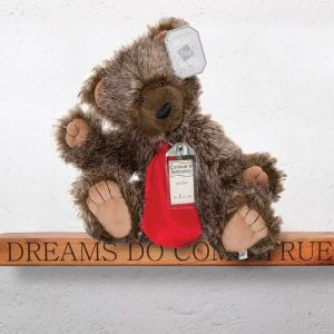 Jack the Collectible Teddy Bear