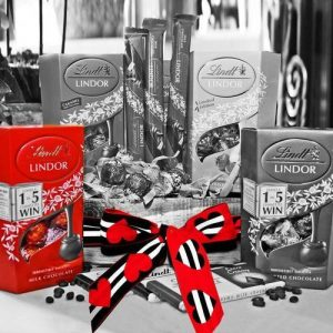 Lindor Chocolate Delight Gift hamper