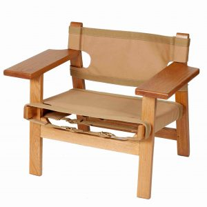 Steadfast Canvas Chair