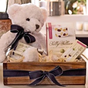 Sally Williams Nougat and Cuddles Gift Hamper