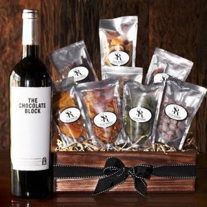 The Chocolate Block and Snacks Gift Hamper