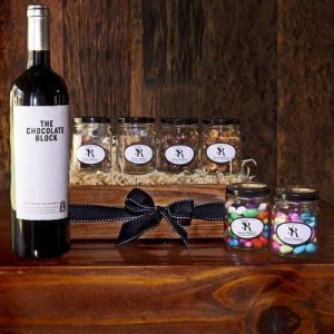 The Chocolate Block and Sweet Sensation Gift Hamper