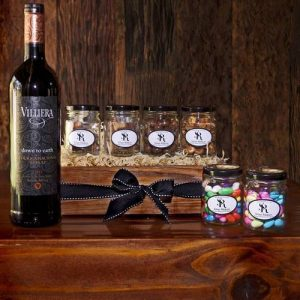 Red Wine and Tasties Gift Hamper