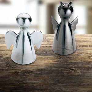 Angel and Devil Salt & Pepper Set